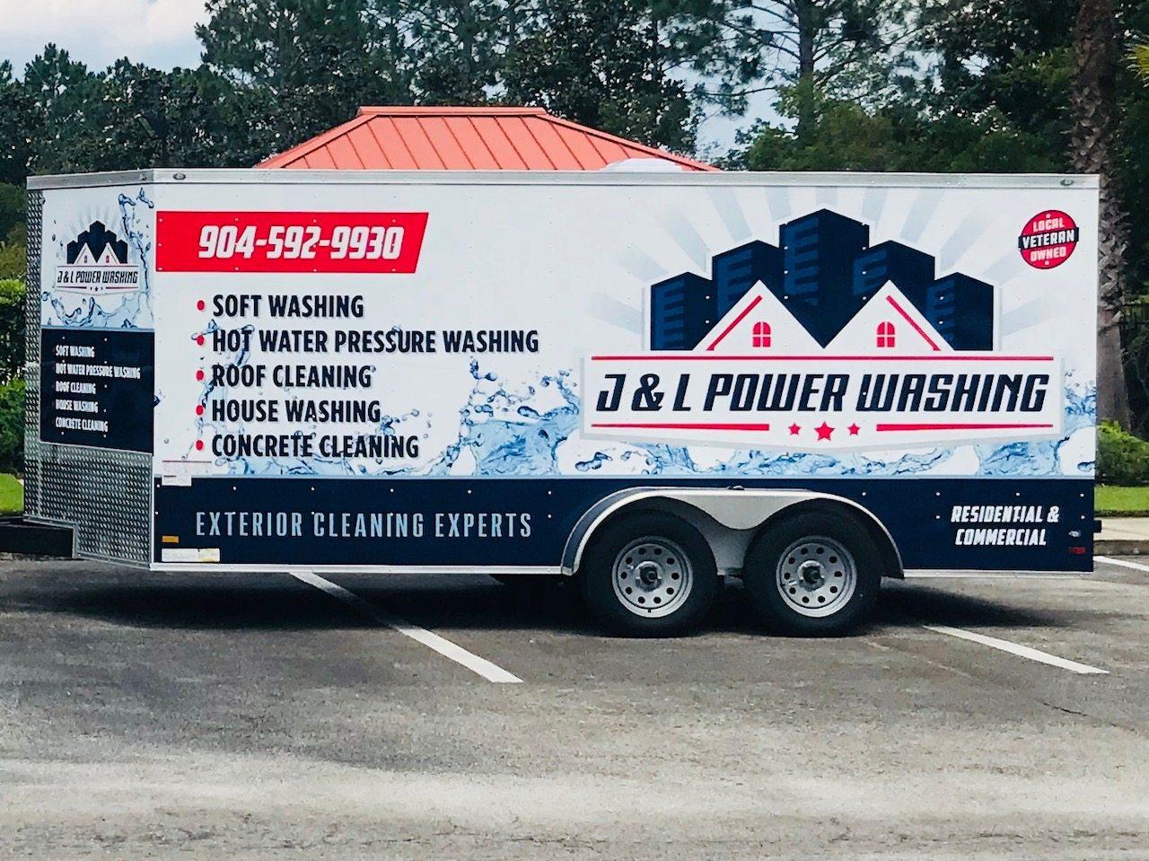 J & L Power Washing
